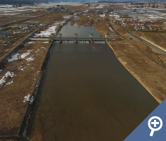 河川海岸改良工事施工後画像