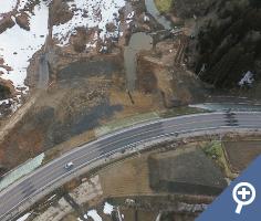 道路橋りょう維持工事施工後画像